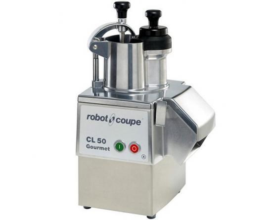 Robot Coupe Coupe légumes Monophasé ou Triphasé 550 Watts