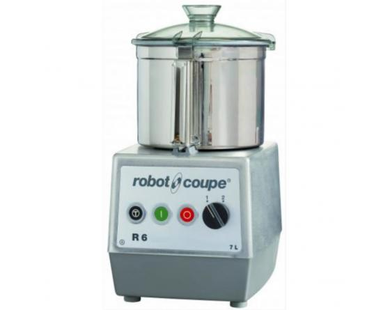 Robot Coupe Cutter de table R 6 1300 Watts Triphasé