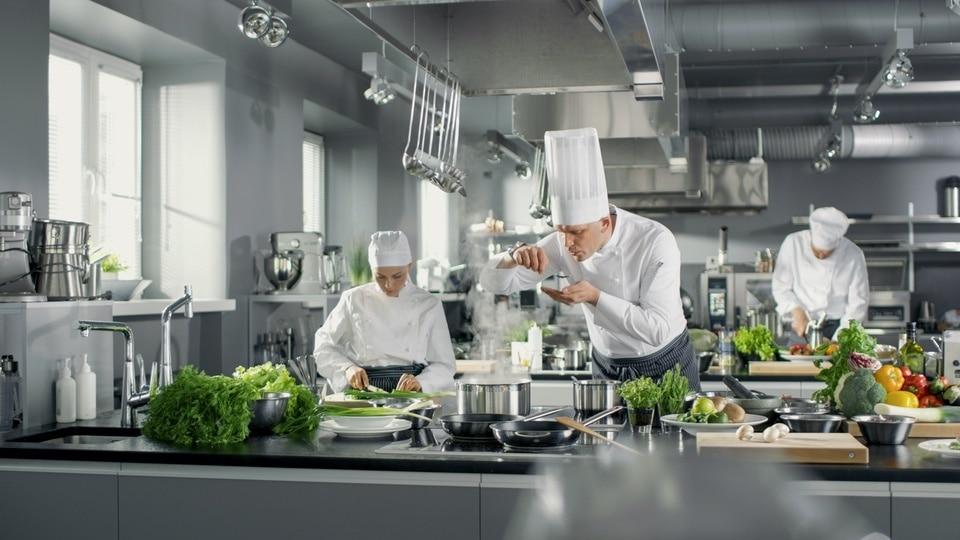 Votre Projet De Cuisine Professionnelle Chr Hirschfeld Collectivites