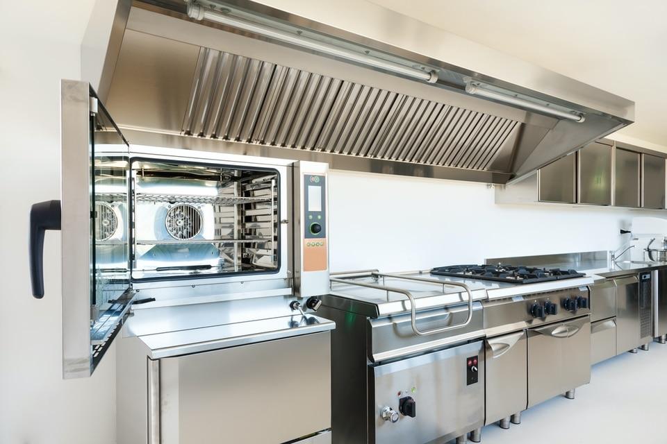 équipements de cuisine professionnelle